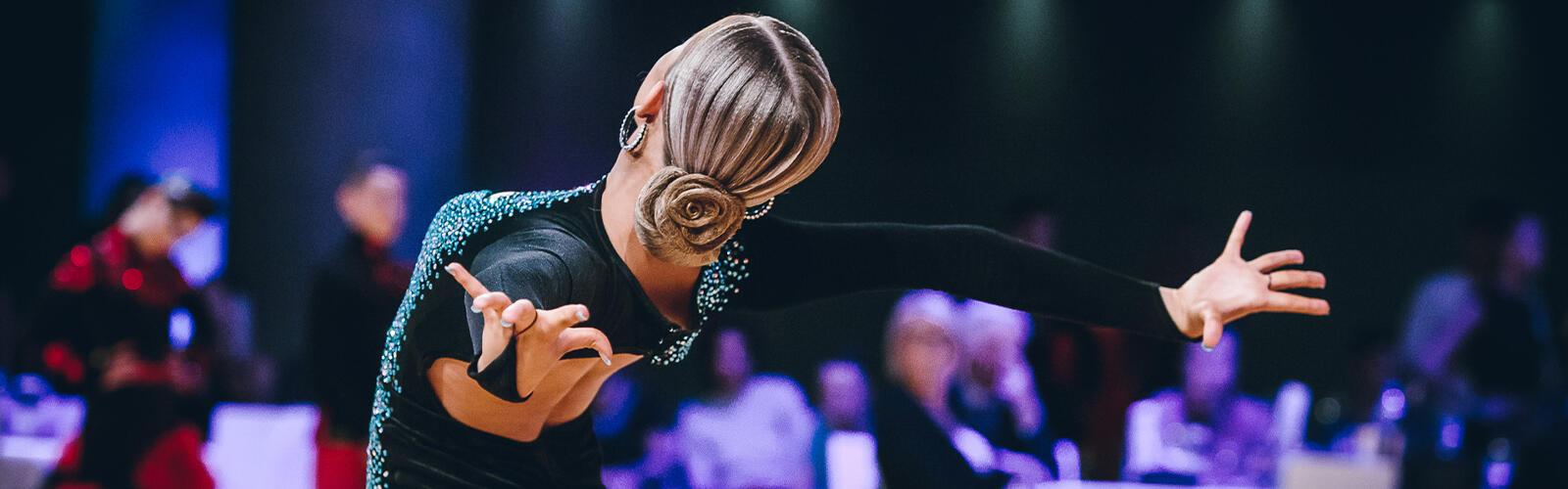 Daniel Maslák & Michaela Netolická COOL DANCE