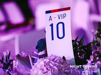 Night of NINE partnerství