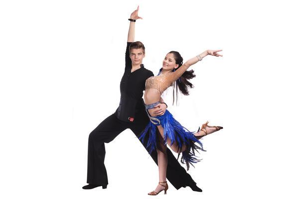 Sportovní tanec pro děti v taneční škole COOL DANCE