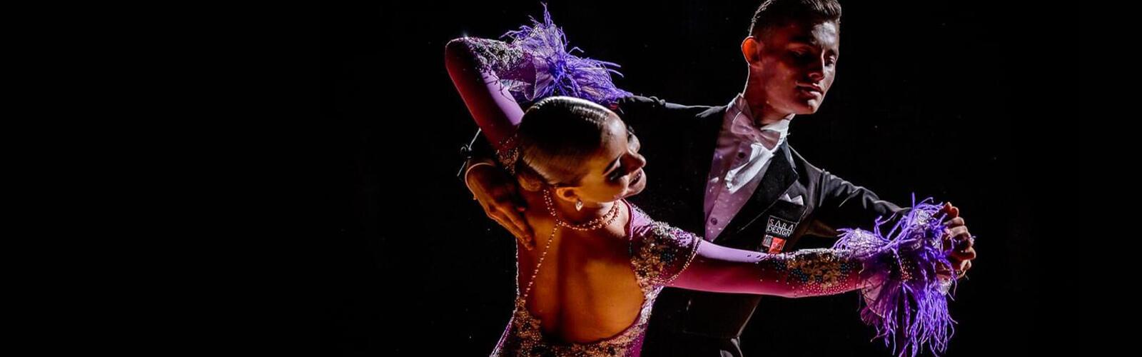 Filip Přibyl & Amálie Rumpíková COOL DANCE