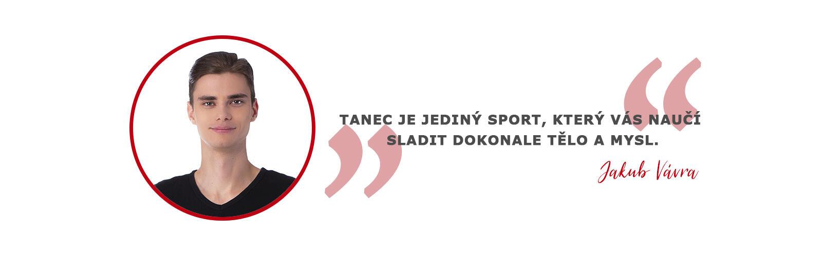 Jakub Vávra taneční lektor lekce tance COOL DANCE Praha Bakov