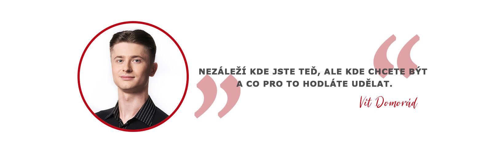 Vít Domorád trenér porotce organizátor soutěží Taneční škola studio COOL DANCE