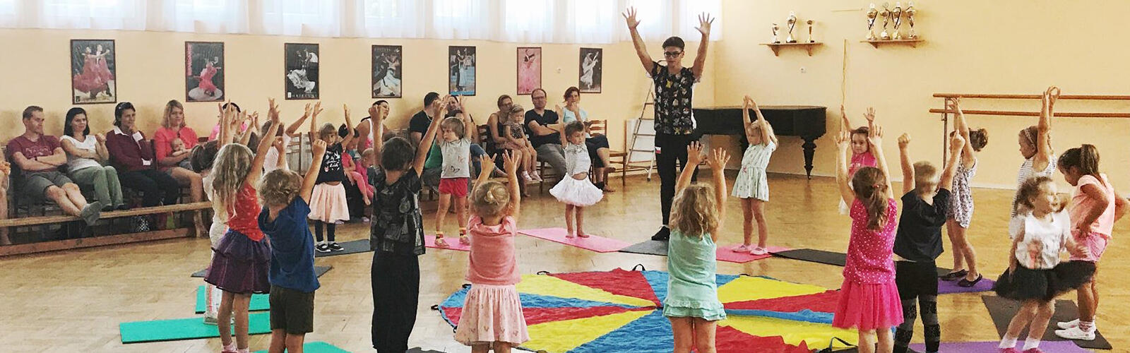Příměstský tábor pro děti | Bakov nad Jizerou | Taneční škola COOL DANCE
