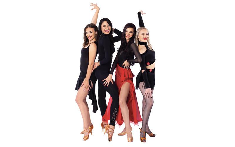 Salsa a bachata pro ženy | Taneční škola COOL DANCE