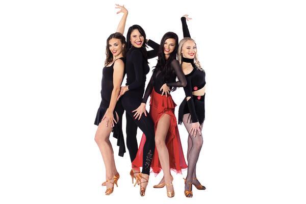 Latinskoamerické tance pro ženy | Mladá Boleslav Bakov nad Jizerou | Taneční škola COOL DANCE