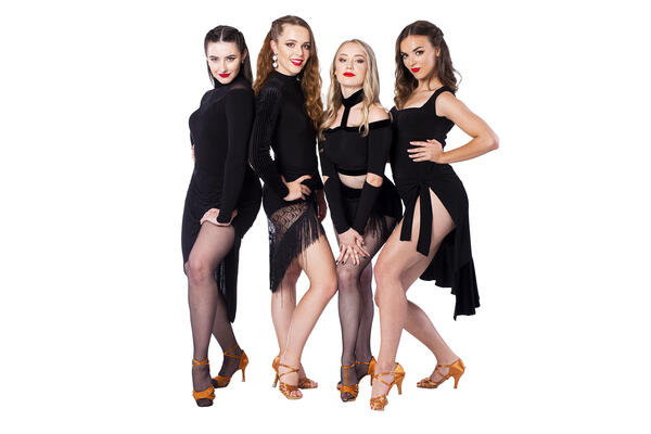 Latinskoamerické tance pro ženy | Mladá Boleslav | Taneční škola COOL DANCE