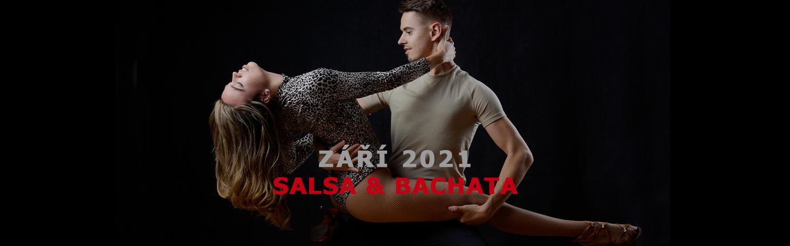 Taneční kurzy salsa & bachata | Mladá Boleslav a Bakov nad Jizerou | Taneční škola COOL DANCE