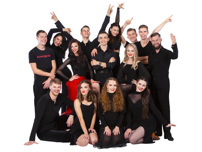 Teambuilding | COOL DANCE
